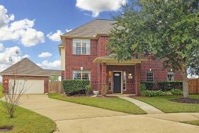 Cypress Single Family Home For Sale: 14902 Redbud Leaf Lane