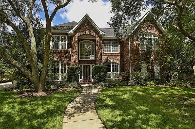 Sugar Land Single Family Home For Sale: 4114 Meadow Edge Drive