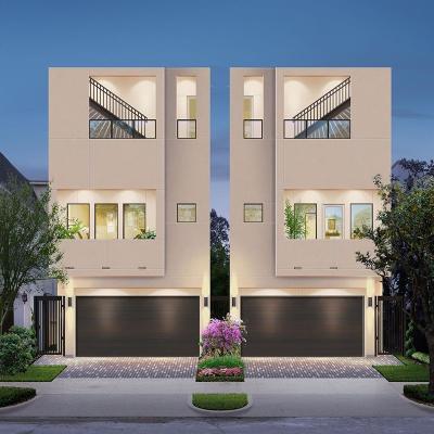 Houston Single Family Home For Sale: 2116 McDuffie Street