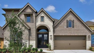 Kingwood Single Family Home For Sale: 3307 Skylark Valley Trace