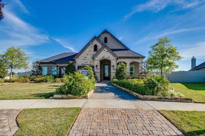 Rosenberg Single Family Home For Sale: 8330 Summer Breeze Lane