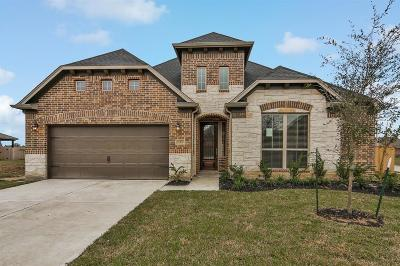 Harris County Single Family Home For Sale: 15106 Winthrop Manor Way