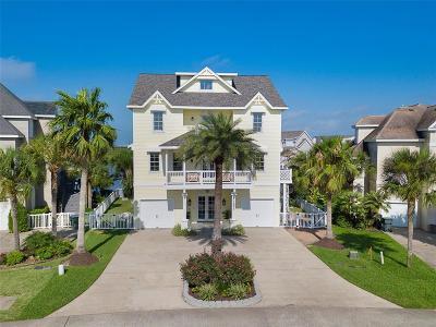 Galveston Single Family Home For Sale: 13251 Binnacle Way