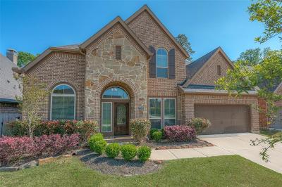 Spring Single Family Home For Sale: 3539 Vasser Ridge Drive