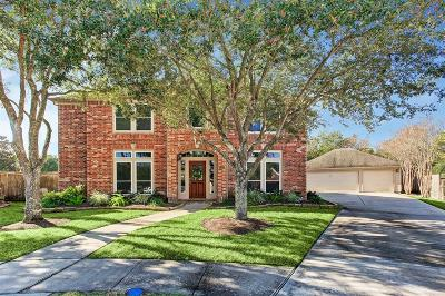 Pearland Single Family Home Pending: 11410 Gladewater Dr
