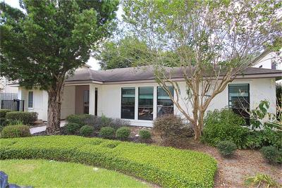 Bellaire Single Family Home For Sale: 4530 Holt Street