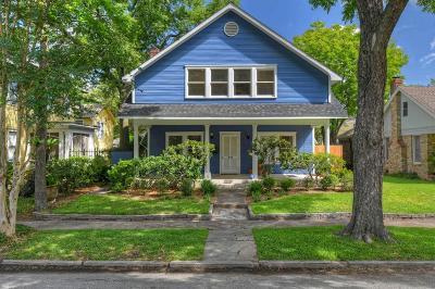 Houston Single Family Home For Sale: 1614 California Street
