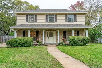 Houston Single Family Home For Sale: 12414 Briar Forest Drive