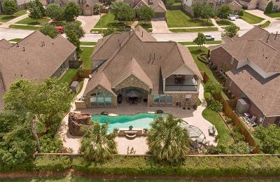 Friendswood Single Family Home For Sale: 225 Mesquite Falls Lane