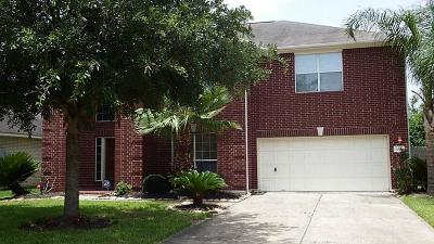 Manvel Single Family Home For Sale: 3015 Mustang Meadow Lane