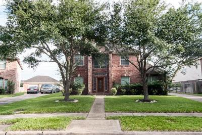 Sugar Land Single Family Home For Sale: 5018 Hearth Hollow