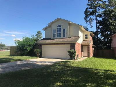 Humble Single Family Home For Sale: 7807 Greens Road