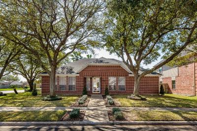 Pearland Single Family Home For Sale: 3202 Lee Circle