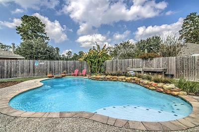 Kingwood Single Family Home For Sale: 2219 Old Oak Lane