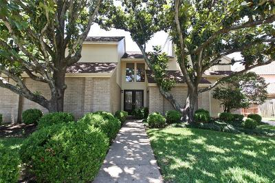 Sugar Land Single Family Home For Sale: 1643 Creekside Drive