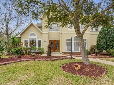 Seabrook Single Family Home For Sale: 2601 Orleans Drive