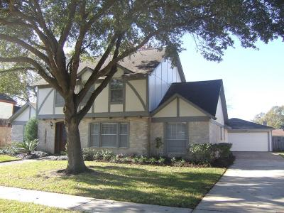 Single Family Home For Sale: 15010 Flowerwood Drive