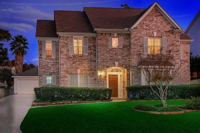 The Woodlands TX Single Family Home For Sale: $575,000
