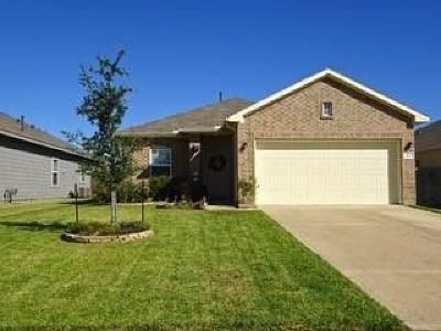 La Marque Single Family Home For Sale: 104 Cheyenne River Drive