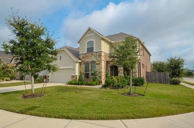 Katy Single Family Home For Sale: 27806 Hunters Rock Lane