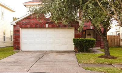 Houston Single Family Home For Sale: 614 Heatherton Hill Lane