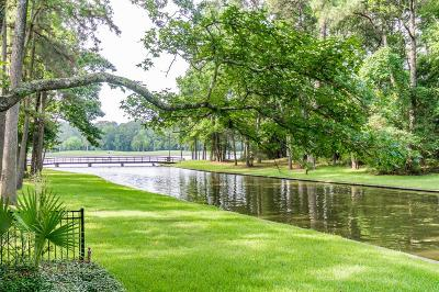 Houston Single Family Home For Sale: 3014 W Lake Crescent Drive