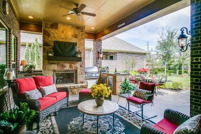 Katy Single Family Home For Sale: 4615 Magnolia Summit Lane