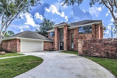 Houston TX Single Family Home For Sale: $344,000