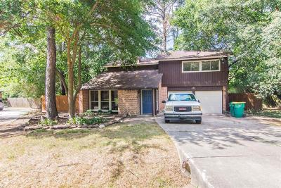 The Woodlands TX Single Family Home For Sale: $209,000