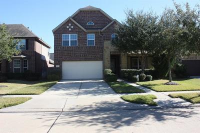 Missouri City Single Family Home For Sale: 5743 Sage Stone Lane