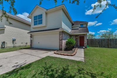 Houston Single Family Home For Sale: 3914 Forney Ridge Lane