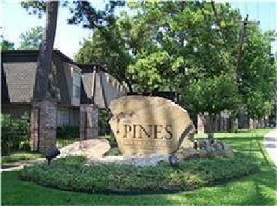 Houston Condo/Townhouse For Sale: 12633 Memorial Drive #171