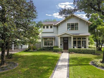 Garden Oaks Single Family Home For Sale: 979 Lamonte Lane