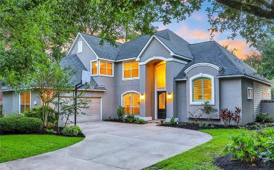 The Woodlands Single Family Home For Sale: 82 N Concord Forest Circle