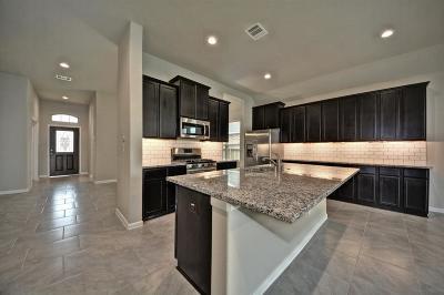Rosenberg Single Family Home For Sale: 5835 Euclid Loop