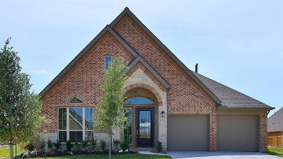 Kingwood Single Family Home For Sale: 3322 Dovetail Hollow Lane