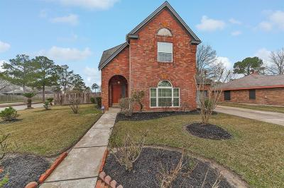 Humble Single Family Home For Sale: 20703 Oak Limb Lane