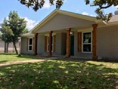 Houston TX Single Family Home For Sale: $257,500