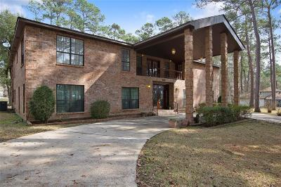Willis Single Family Home For Sale: 14464 Charred Oaks Drive