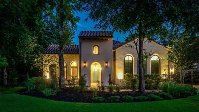 The Woodlands TX Single Family Home For Sale: $1,297,000