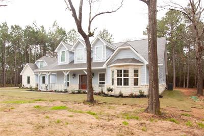 Waller Single Family Home For Sale: 29950 Bareback Lane