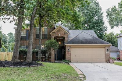 Humble Single Family Home For Sale: 6322 Pine Trail Lane