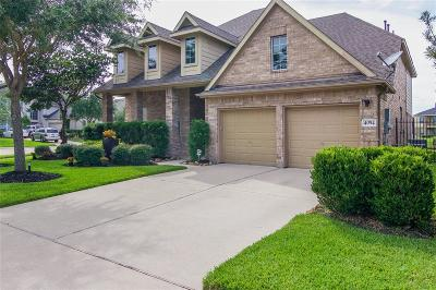 Missouri City Single Family Home For Sale: 4054 Tuscan Shores Drive