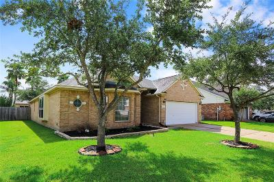 Pearland Single Family Home For Sale: 3611 Shasta Court