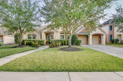 Houston Single Family Home For Sale: 14422 Wildwood Springs Lane