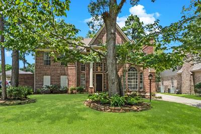 The Woodlands Single Family Home For Sale: 87 Split Rock Road