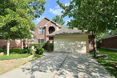 The Woodlands TX Single Family Home For Sale: $284,500