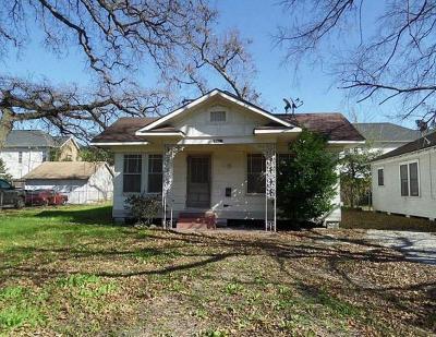 Houston Single Family Home For Sale: 4610 Fisk Street