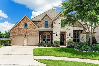 Friendswood Single Family Home For Sale: 2305 Halls Creek
