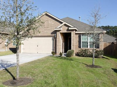 Conroe Single Family Home For Sale: 311 Falling Pine Drive